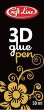 Pisak z klejem 3D -  3D Glue Pen 30ml