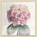 "Serwetka do decoupage ""Hortensia"""