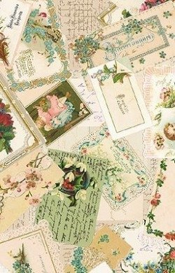 Papier do decoupage GC1741